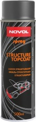 SPRAY STRUCTURE TOPCOAT структурный лак 1к антрацид